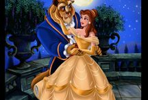 Beauty and the Beast ❤ / The most beautiful love story ever told ❤