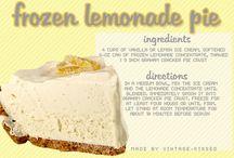 Desserts / by Liza Phillips