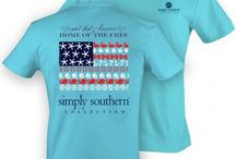 Simply Southern / We offer a large variety of Simply Southern short sleeve and long sleeve tees along with hats, phone accessories, and more!