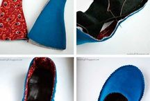 Chinelos, sandálias e sapatilhas