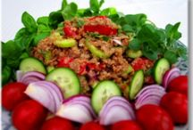 Italian cuisine of Tuscany / Italian food - Tuscan cuisine