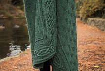 Deken / Groene deken