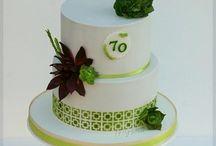 Succulent Cakes, Cookies