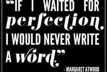 Writing Quotes & Inspiration / #Quotes, #interviews, and #motivation to inspire #writers!
