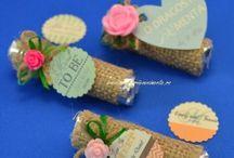 Marturii nunta/botez hand-made / Aici veti gasi marturii de nunta/botez realizate manual, ideale pentru orice eveniment cu tematica Eco si pentru toti cei care apreciaza produsele hand-made!