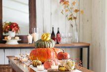 Fall/Thanksgiving / by Leah Vahrenkamp
