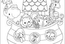 Coloring pages / by Jennifer Cahoon