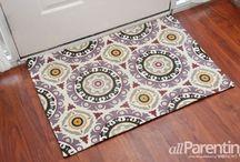 home made mat