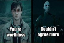 Harry, Voldemort, and Cullen