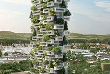 Edifício verde