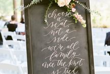Tablica na ślub