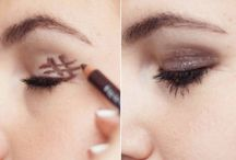 : Makeup : / by ☠☣G͓a͓b͓b͓y͓☠☣