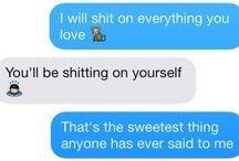 misc ; texting