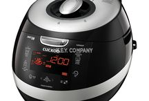 Cuckoo Rice Cooker - IH Pressure Type / Cuckoo Rice Cooker - IH Pressure Type - IH (Induction Heating) is a non contact heating method using radio frequency through electrically conductive material.  - More reponsive to temperature change - Faster to heat the cooking vessel up to 20% - Cooks food more evenly