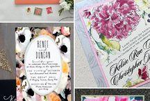Wedding - Invite Ideas