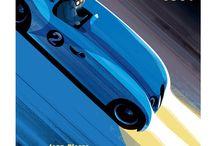 Perfect Automotive Poster