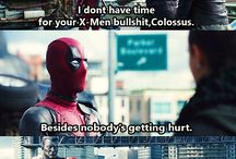 DEADPOOL&OTHER HEROES