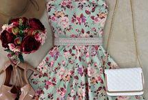 vestidos ❤❤
