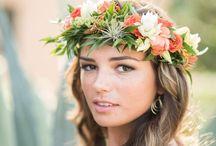 corsage voor bruidshow