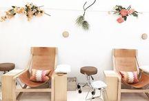 Interior Design: Beauty Bar