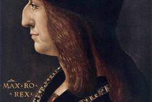 Medieval Profile Portraits
