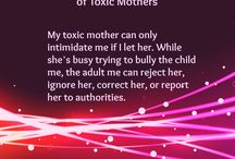 narcissistic mother