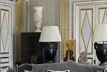 Идеи для вдохновения | Essential Home / Essential Home - концепт богемного ретро дизайна. Сочетание современных линий и стиля ретро.  Ретро шик эпохи, элегантность и роскошность, высококачественные материалы, современный почерк стиля 30-х – 60-х годов, все это Essentials.