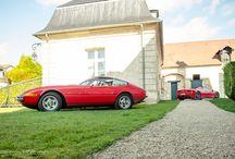 Ferrari 365 GTB/4 Daytona / by Shawn Baden