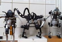 riciclo pezzi biciclertta