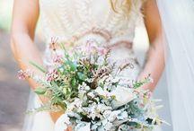 wedding BOUQUET / beautiful flower and wedding bouquet inspiration