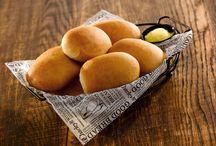 Breads, Muffins, Scones & Biscuits