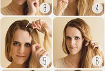Μαλλιά / Χτενισματα