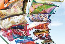 STUNNING SCARVES / EVERY SCARF HAS A STORY
