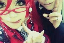 °°Cosplay°° / Personnes déguisés en personnage d'anime ou de mangas populaire.  Ou autres encore...