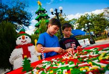 Holiday Happenings 2016 / Christmas and holiday celebrations in Central Florida, including theme parks, resorts, and more!