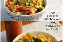 Vegan Recipes to Try / Yummy Vegan