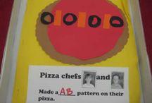 kindergarten math / by Misty Costello