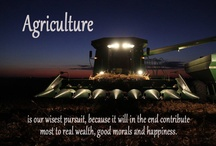 Agriculture Proud / by Afton Holt