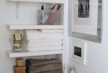 bathroom ideas / by Rhea Dahl