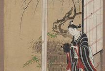 arte chino japonese