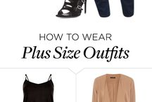 Plus Size Outfits / by Shawntrice Washington
