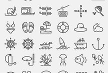 icons & pictograms