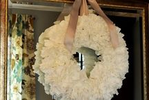 Wreath Ideas / by Stacie Sewell