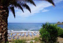 I traveled to: Corfu