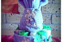 Torta pannolini e idee regalo