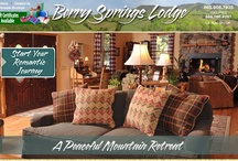 Berry Springs Lodge / Bed and Breakfast in the Great Smoky Mountains, TN