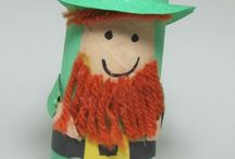 St Patrick's Day Learning! / My Irish roots have to shine on March 17th. Ideas to learn about the origins of St Patrick's day. Arts and Crafts to have fun with your kids. And as many more great pins for St Paddy's day!