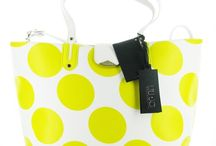 Yellow bags / SS2016 yellow bags
