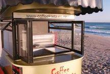 coffee boat