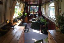 NARROWBOAT / Boat inspiration